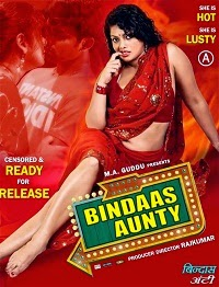 Ek Bindas Aunty (2015) (DVD Rip) - New BollyWood Movies