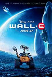 Wall-E (2008) (BluRay) - Top Rated Movies