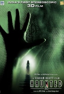 Haunted 3D (2011) (DVD)