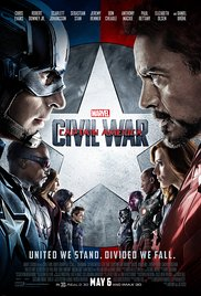 Captain America: Civil War (2016) (BR Rip)