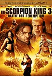 The Scorpion King 3 Battle for Redemption (2012) (BRRip)