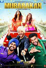 Mubarakan (2017) (DVD Rip) - New BollyWood Movies