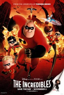 The Incredibles (2004) (Br Rip)