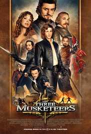 The Three Musketeers (2011) (BluRay)