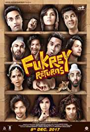 Fukrey Returns (2017) (DVD Rip)