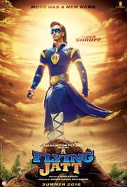 A Flying Jatt (2016) (DVDScr) - New BollyWood Movies