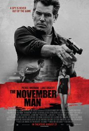 The November Man (2014) (BR Rip)