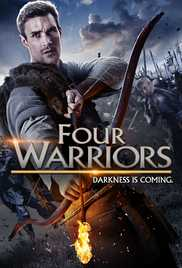 The Four Warriors (2015) (BluRay)