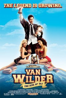 National Lampoon's Van Wilder The Rise of Taj (2002) (DVD)
