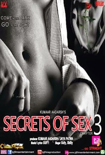 Secrets Of Sex 3 (2014) (DVD) - New BollyWood Movies