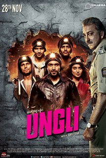 Ungli (2014) (DVD Scr) - New BollyWood Movies